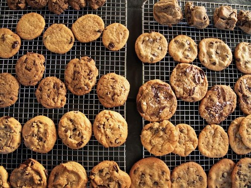 Taste Test: The Best Ready-Made Chocolate Chip Cookie Dough
