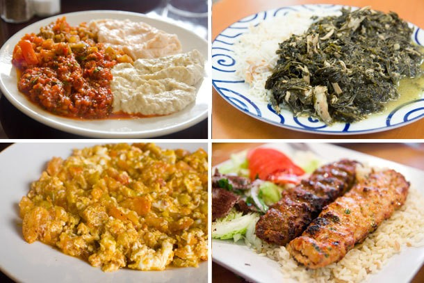 A Tasting Tour of Sunnyside's Top-Notch Turkish and Lebanese Food