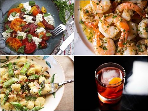 An End-of-Summer Italian Al Fresco Dinner