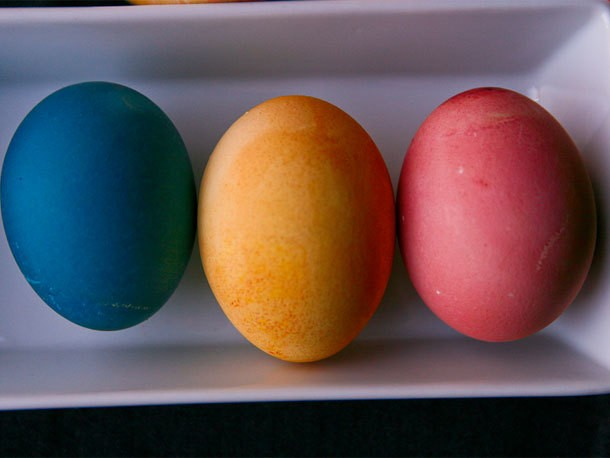 How to Make Perfect Easter Eggs