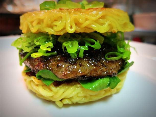 Get Ramen Burgers This Weekend at Smorgasburg in Brooklyn