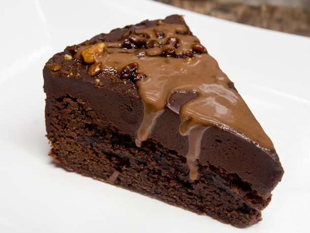 Sugar Rush: Chocolate Truffle Cake from Sacred Chow