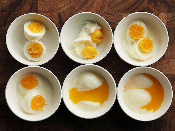 The Food Lab's Guide to Slow-Cooked, Sous Vide-Style Eggs