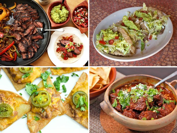 8 Essential Tex-Mex Dishes