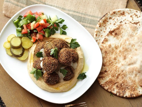 The Food Lab: The Secrets to the Best Easy Homemade Falafel