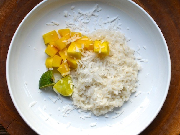 Coconut Rice Porridge Recipe