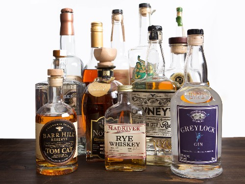 American Booze Hall Of Fame: The Best Spirits of the Northeast