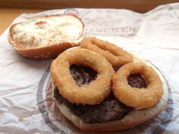 Poll: Onion Rings on Burgers: Way or No Way?