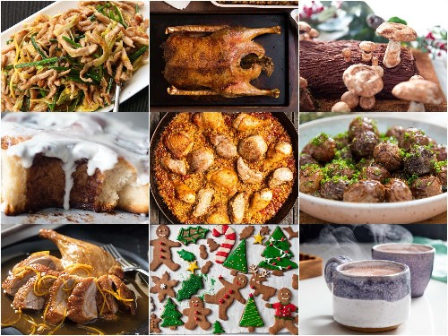 What Our Staff Eats on Christmas