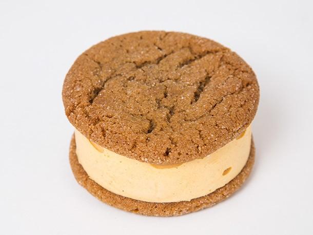 Melt Bakery's Pumpkin and Chocolate Ice Cream Sandwiches: Good Year-Round