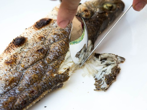 How to Carve and Serve Whole Cooked Fish