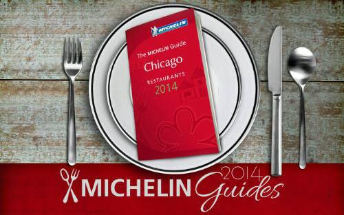 The Stars Have Arrived: Check Out the 2014 Chicago Michelin Guide
