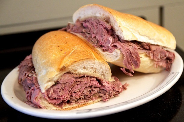 Au Jus' Roast Beef Has Potential, Just Needs More Jus