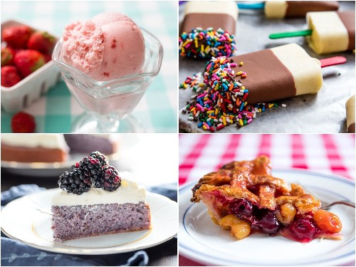 25 Desserts for Your Memorial Day Cookout
