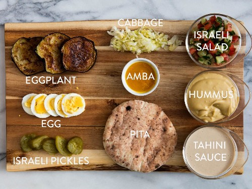 Better Than Falafel? Israel's Sabich Sandwich Has My Vote
