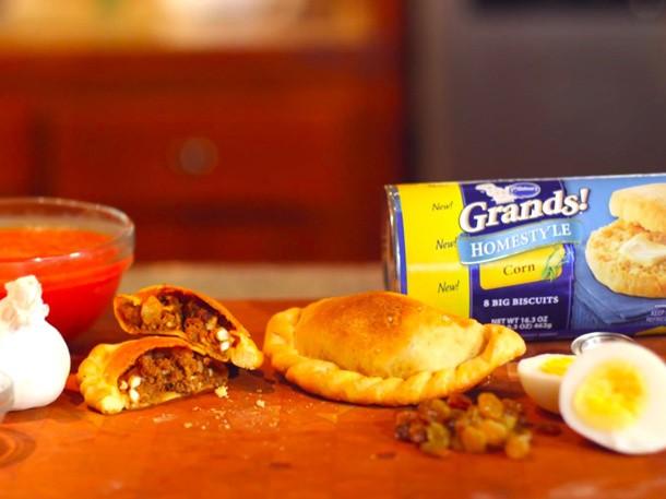 Video: Pillsbury Spiced Beef Empanadas
