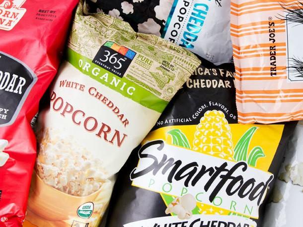 Taste Test: The Best Cheesy Popcorn