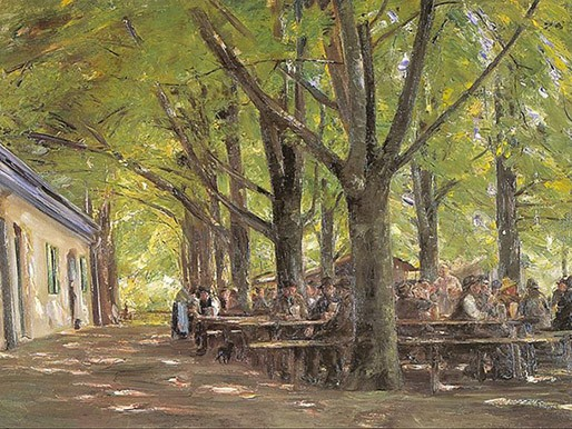 The Rise and Fall of America's Beer Gardens