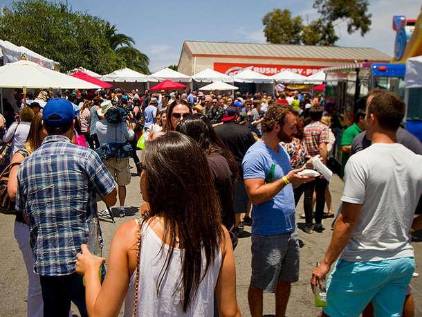Los Angeles: We Tried Every Taco at the Tacolandia Taco Festival