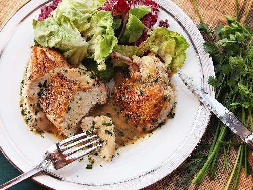 What to Eat With Chicken? Depends How You're Cooking It