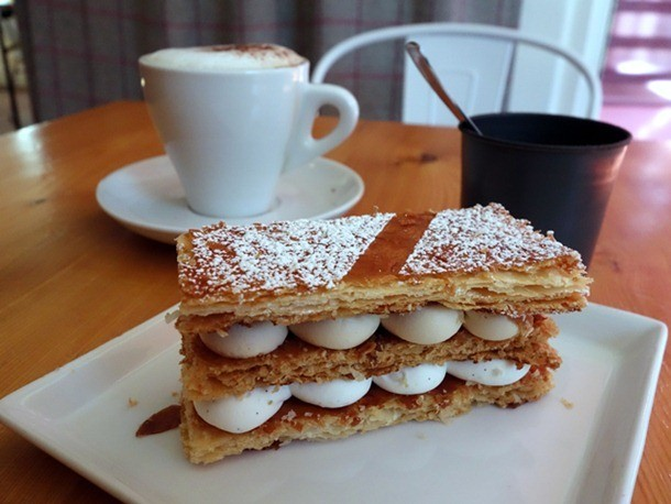 Sugar Rush: Mille-Feuille at Pâtisserie Rhubarbe, Montreal