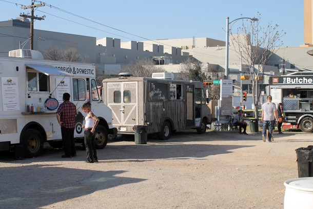 Austin: What to Eat at the SouthBites Food Truck Court at SXSW