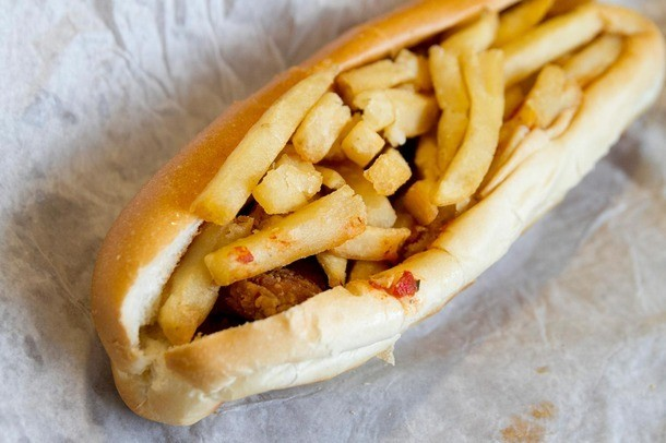 Behold French Fry-Stuffed Fat Sandwiches From RU Hungry in New Brunswick, NJ