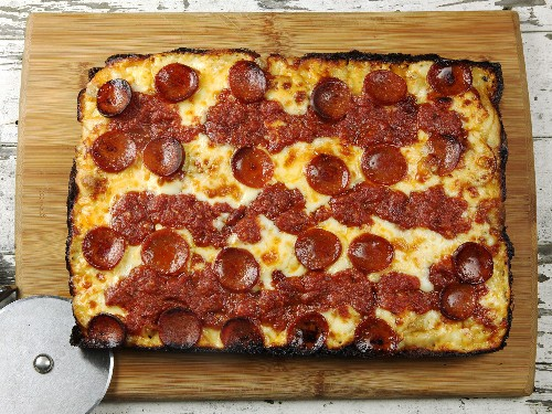 The Food Lab: Detroit-Style Pizza Is the Best Thing You're Gonna Make This Year