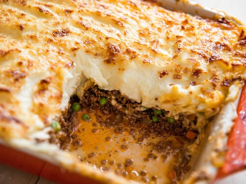 Classic, Savory Shepherd's Pie (With Beef and/or Lamb) Recipe