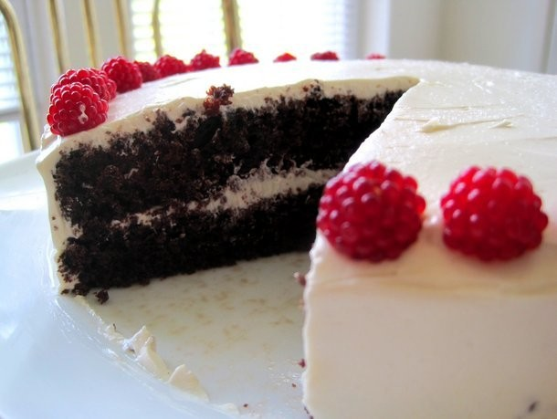 Share Your Sweets: Birthday Cake