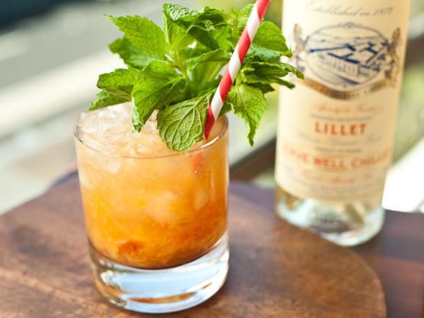 Peach Julep Recipe