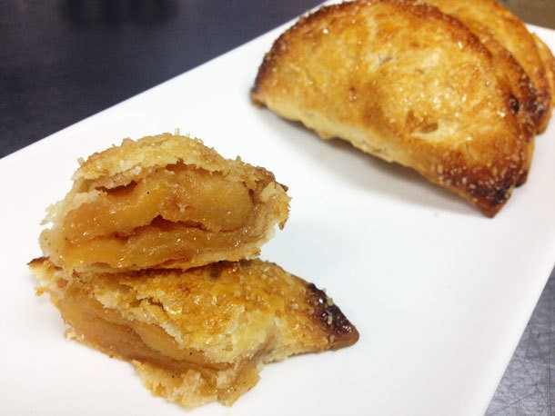 Quince Hand Pies Recipe