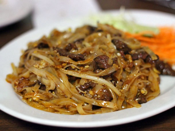 Stir Fried Noodles Worth Your Time at Siam Noodle & Rice