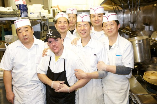 Behind the Scenes at China Blue, the Shanghai-Style Restaurant From the Cafe China Team