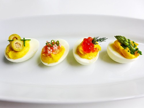 The Canal House Perfect Bite: One Master Deviled Egg Recipe, Endless Options