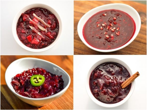 9 Cranberry Sauce Recipes to Help You Kick the Can