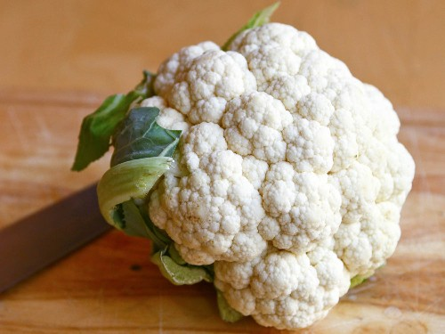 Hey Chef, What Can I Do With Cauliflower?
