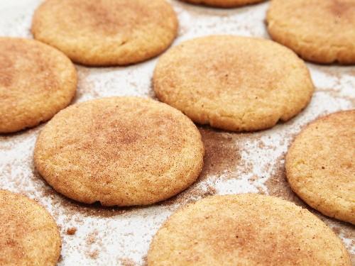 New-Fashioned Snickerdoodles Recipe