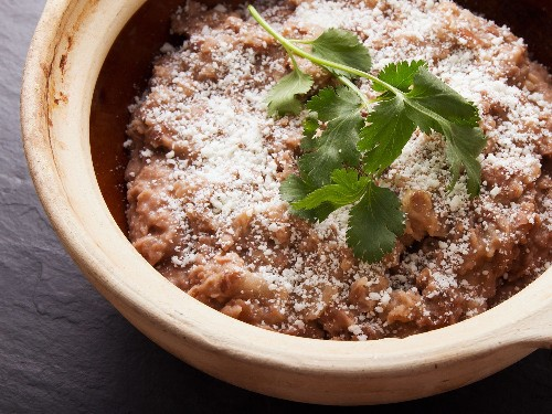 Perfect Refried Beans (Frijoles Refritos) Recipe