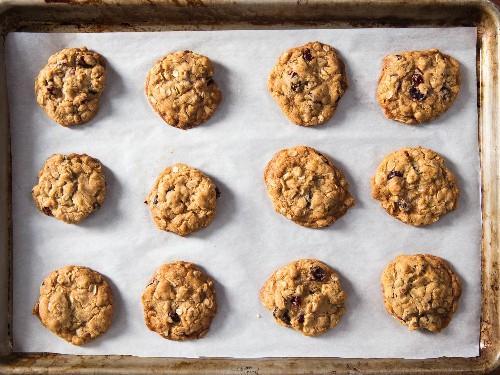 Easy Oatmeal Cookies: 1 Bowl, No Mixer