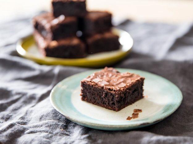 BraveTart: Glossy Fudge Brownies Recipe