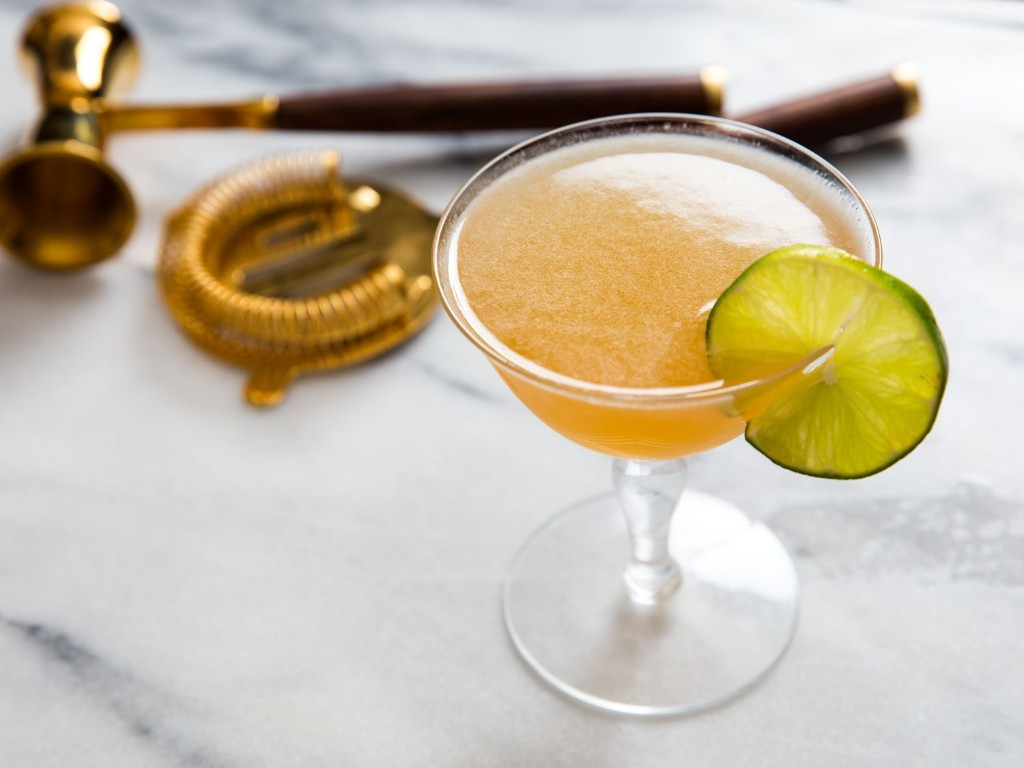 15 Not-Too-Sweet Rum Cocktails