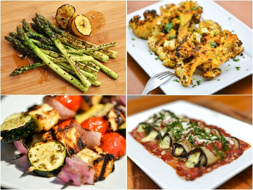 Sides Can Be Stars, Too: 18 Grilled Vegetable Recipes for Memorial Day
