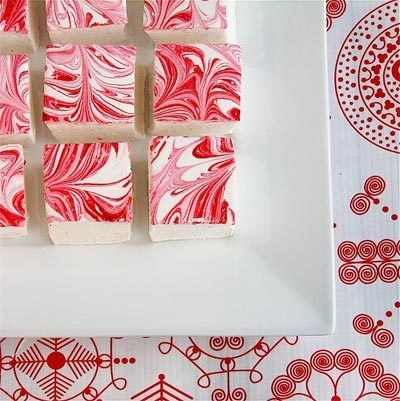Photo of the Day: Peppermint Marshmallows