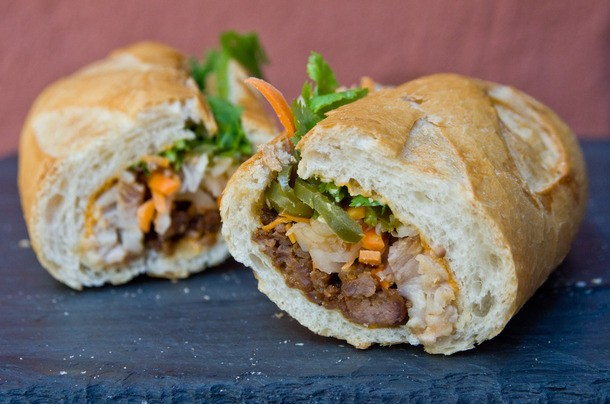 Khe-Yosk Serving Fancy Banh Mi in Tribeca