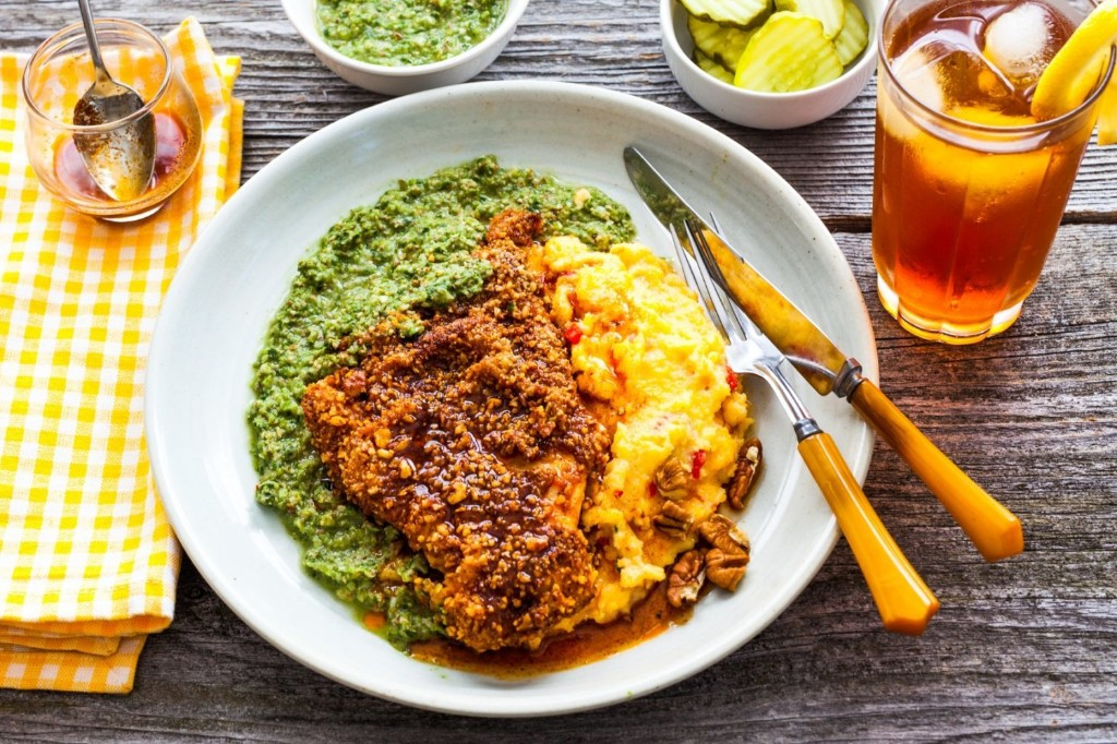 Pecan-Crusted Nashville Hot Chicken Is a Winner (for Us and American Pecans)