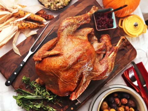 For the Crispiest Chicken (and Turkey) Skin, Grab the Baking Powder