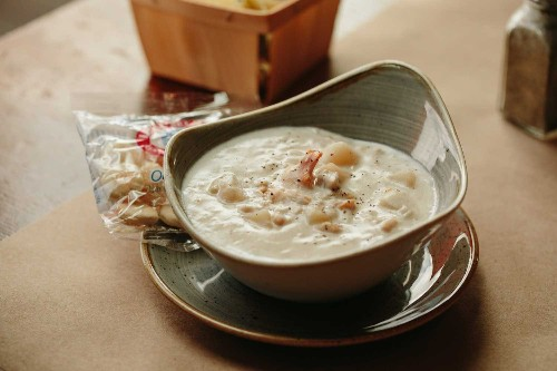 The Best New England Clam Chowder in Boston