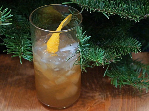 Drink This Now: The Fine Feller Cocktail
