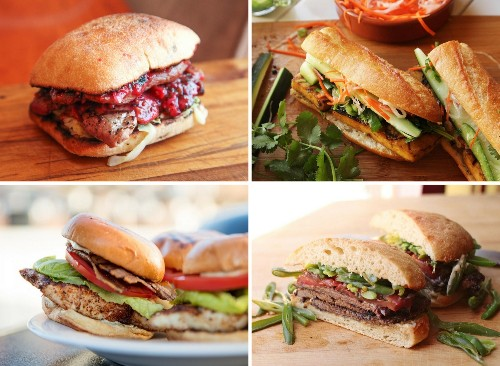 Bread, White, and Blue: 17 Sandwich Recipes for Your July 4th Cookout